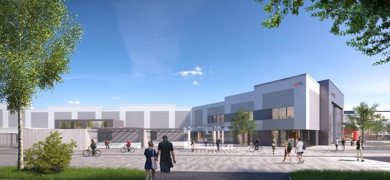 LIT Coonagh Campus entrance