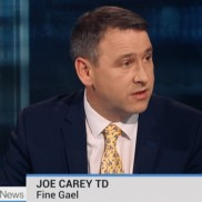 Joe Carey RTE