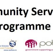 Community Services Programme