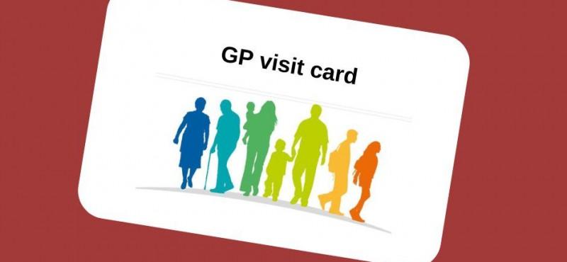 GP visit card