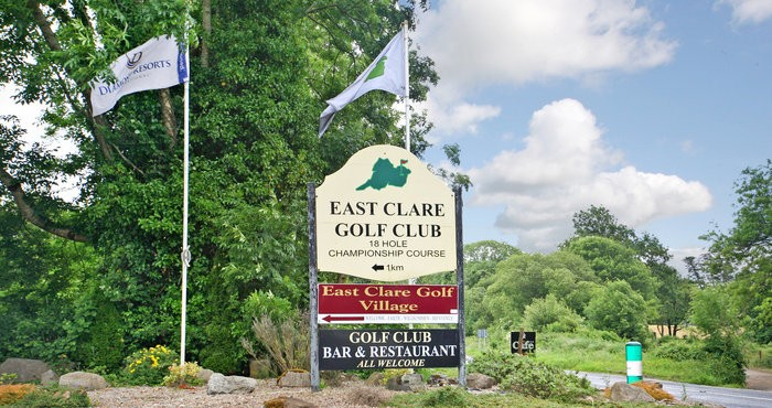 East Clare golf resort